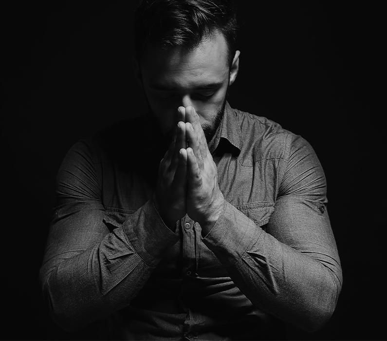Praying Man